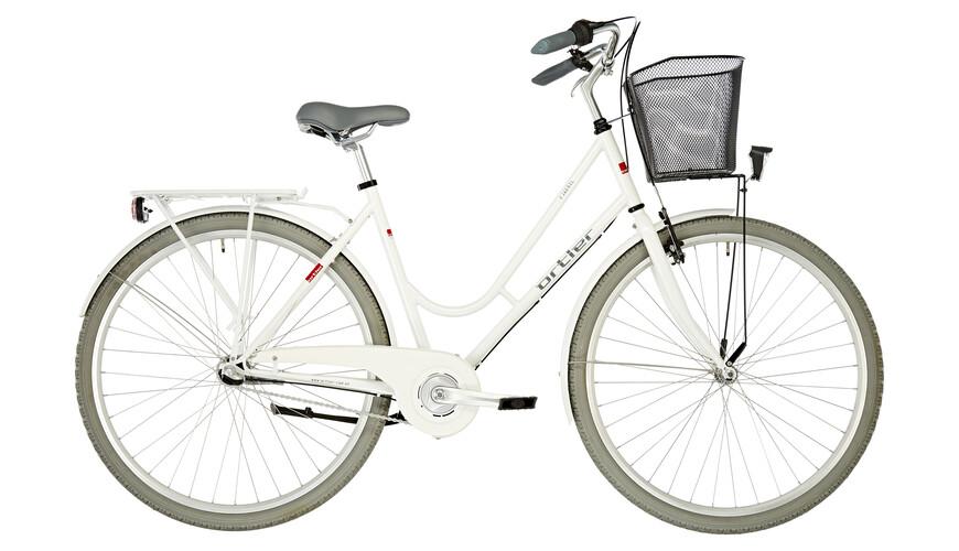 Ortler Fjaeril City Bike white